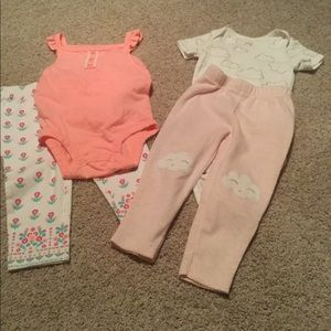 18 m carter outfits